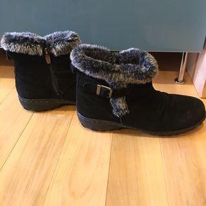 Women's khombu booties